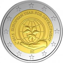 België 2 euro 2015 'Europees jaar voor ontwikkeling'