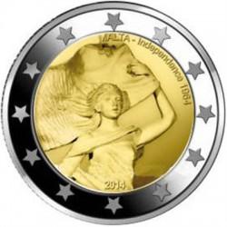 Malta 2 euro 2014 'Onafhankelijkheid '64' zónder Nederlands muntteken