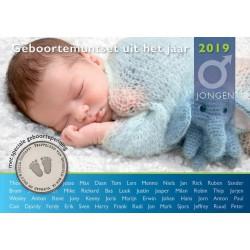 Nederland Geboorte Set 2019 - Jongen