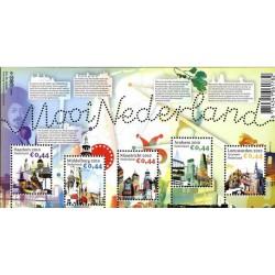 2010 Nederland Verzamelblok Mooi Nederland   (9)