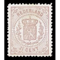 1869-1871 Nederland postzegel | Wapenzegels