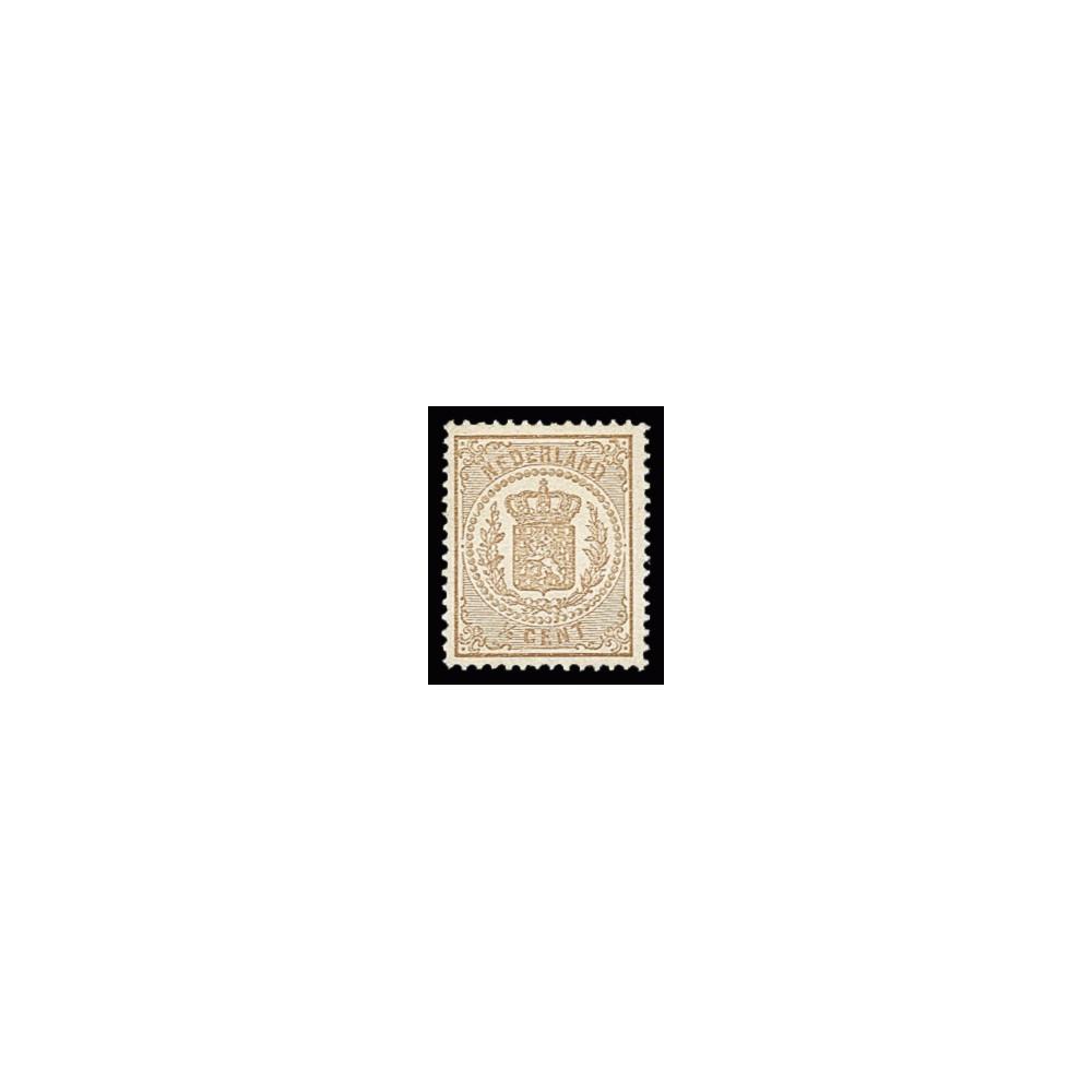 1869-1871 Nederland postzegel   Wapenzegels