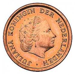 Koninkrijksmunten Nederland 1 cent 1960