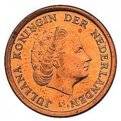 Koninkrijksmunten Nederland 1 cent 1964