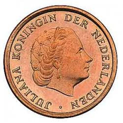 Koninkrijksmunten Nederland 1 cent 1967