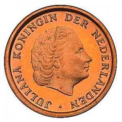 Koninkrijksmunten Nederland 1 cent 1969 vis