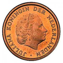 Koninkrijksmunten Nederland 1 cent 1970