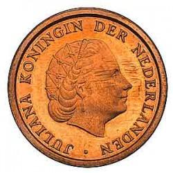 Koninkrijksmunten Nederland 1 cent 1971