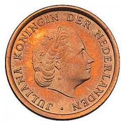 Koninkrijksmunten Nederland 1 cent 1973