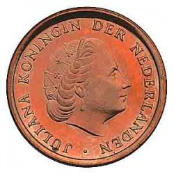 Koninkrijksmunten Nederland 1 cent 1975
