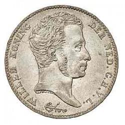 Koninkrijksmunten Nederland 1 gulden 1819 U