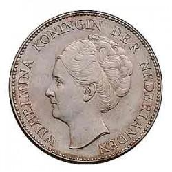 Koninkrijksmunten Nederland 1 gulden 1931