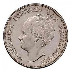 Koninkrijksmunten Nederland 1 gulden 1938