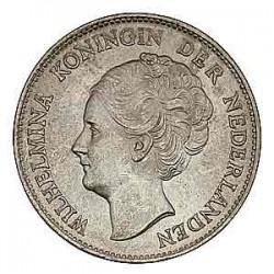 Koninkrijksmunten Nederland 1 gulden 1945EP