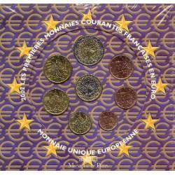 Frankrijk BU-Set 2002
