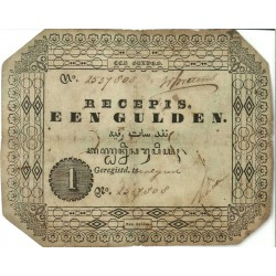 Nederlands Indië 1 gulden 1846