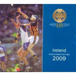Ierland BU-Set 2009
