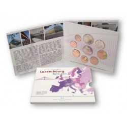 Luxemburg BU-Set 2011