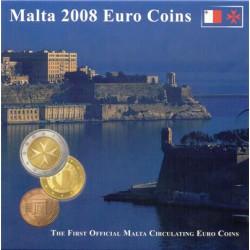 Malta Munt-Set 2008
