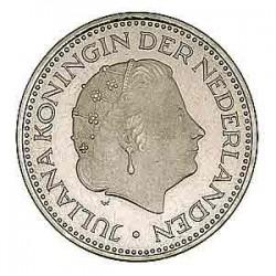 Koninkrijksmunten Nederland 1 gulden 1970