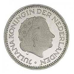 Koninkrijksmunten Nederland 1 gulden 1973