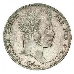 Koninkrijksmunten Nederland ½ gulden 1819 U