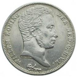 Koninkrijksmunten Nederland ½ gulden 1830/1829
