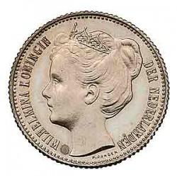 Koninkrijksmunten Nederland ½ gulden 1904