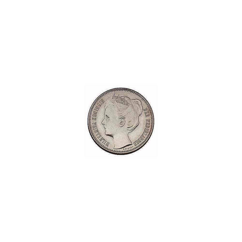 Koninkrijksmunten Nederland ½ gulden 1905