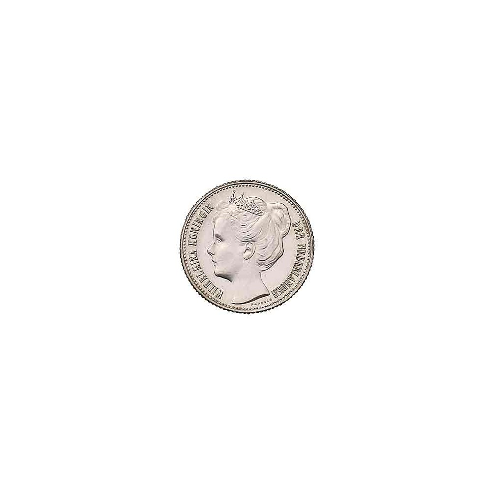 Koninkrijksmunten Nederland ½ gulden 1909