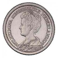 Koninkrijksmunten Nederland ½ gulden 1912
