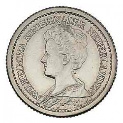 Koninkrijksmunten Nederland ½ gulden 1913