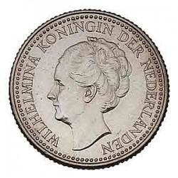 Koninkrijksmunten Nederland ½ gulden 1922