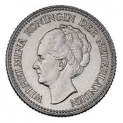 Koninkrijksmunten Nederland ½ gulden 1928