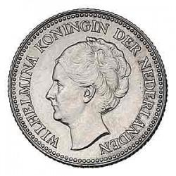 Koninkrijksmunten Nederland ½ gulden 1929