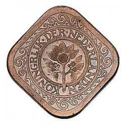 Koninkrijksmunten Nederland 5 cent 1932