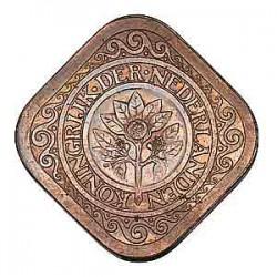 Koninkrijksmunten Nederland 5 cent 1939