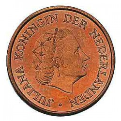 Koninkrijksmunten Nederland 5 cent 1948