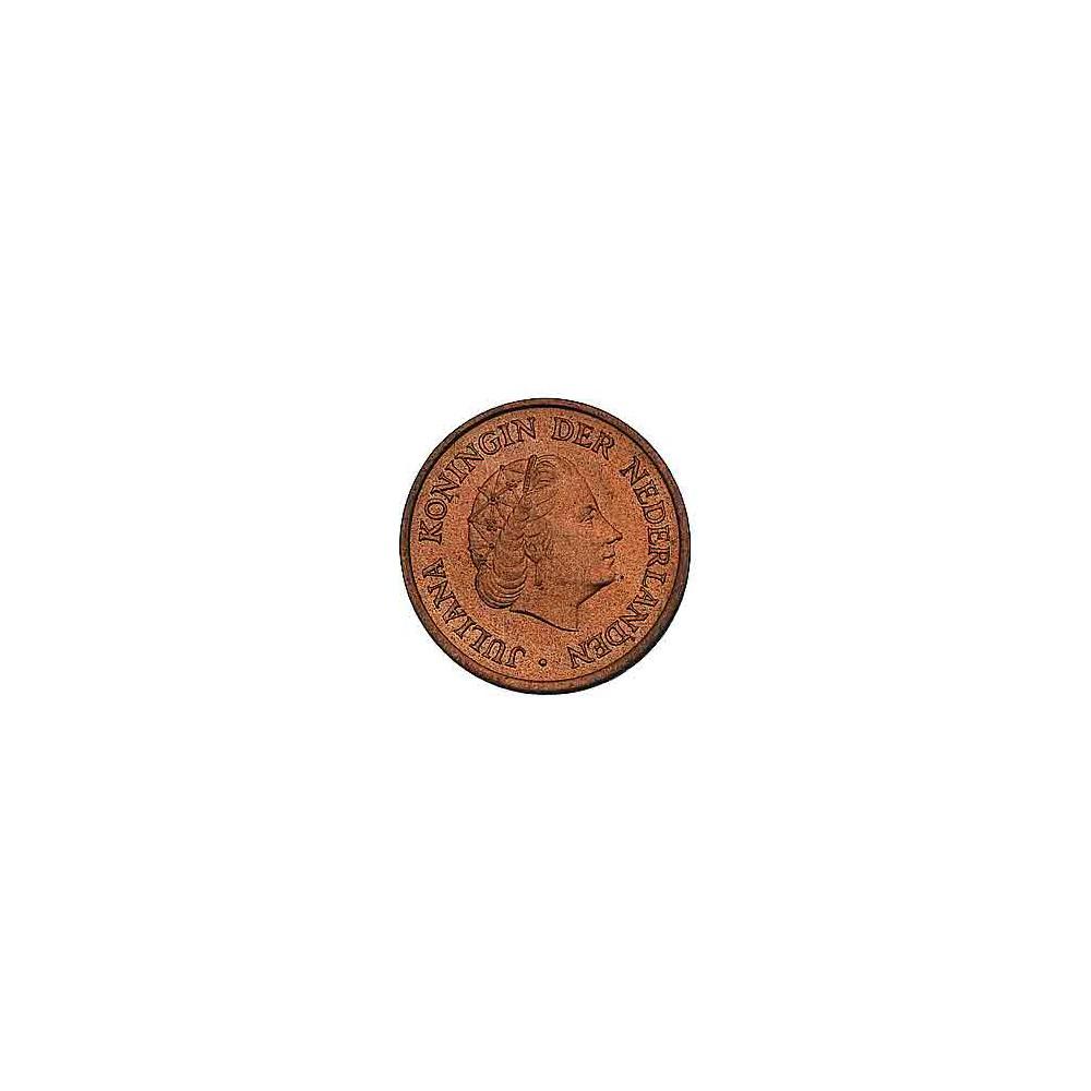Koninkrijksmunten Nederland 5 cent 1952