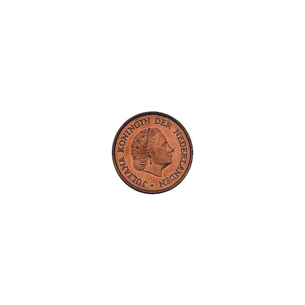 Koninkrijksmunten Nederland 5 cent 1953