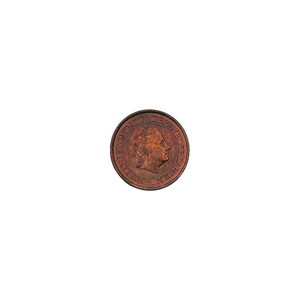 Koninkrijksmunten Nederland 5 cent 1957