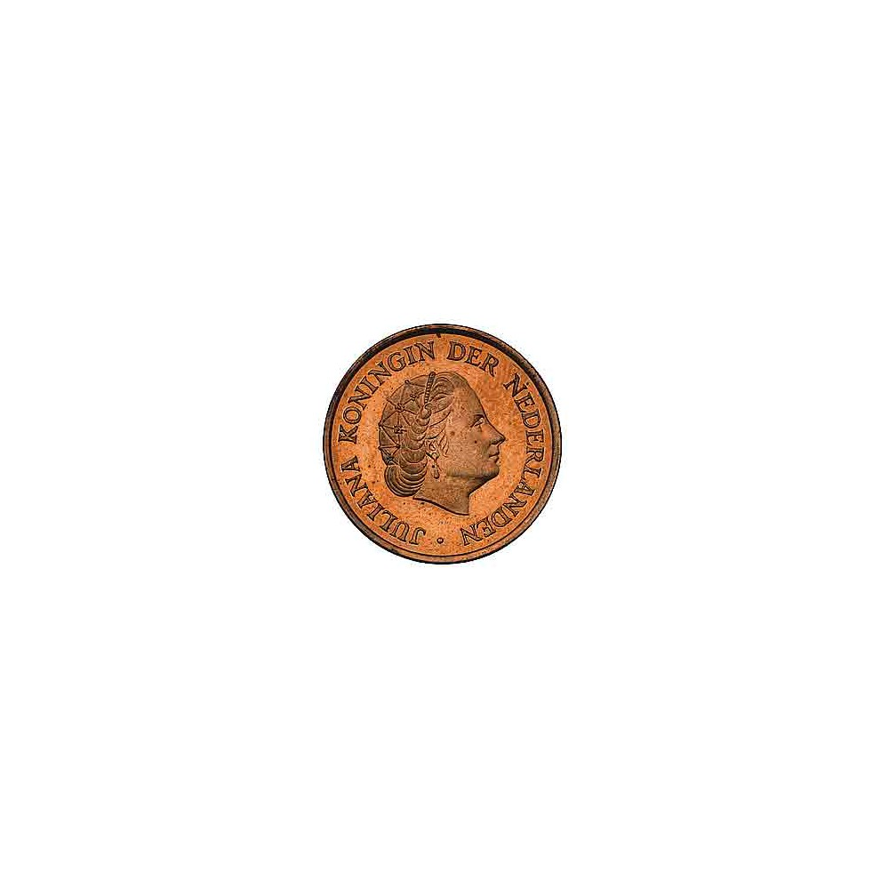 Koninkrijksmunten Nederland 5 cent 1960