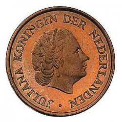 Koninkrijksmunten Nederland 5 cent 1961