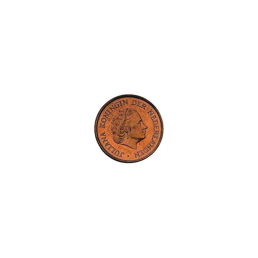 Koninkrijksmunten Nederland 5 cent 1964