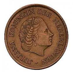 Koninkrijksmunten Nederland 5 cent 1966*