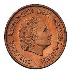 Koninkrijksmunten Nederland 5 cent 1967**