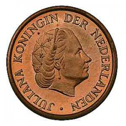 Koninkrijksmunten Nederland 5 cent 1970***
