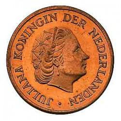 Koninkrijksmunten Nederland 5 cent 1972