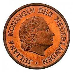 Koninkrijksmunten Nederland 5 cent 1974
