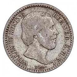 Koninkrijksmunten Nederland 10 cent 1868
